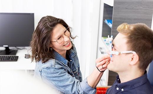Ausbildung zum/r Augenoptiker/-in