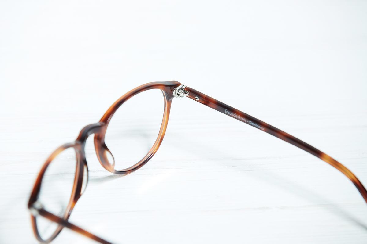 Freundeskreis Kunststoffbrille